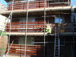 Balcony Works Management